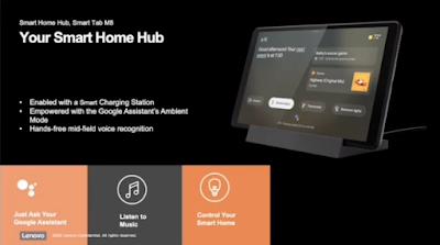 Lenovo Smart Tab M8 LTE
