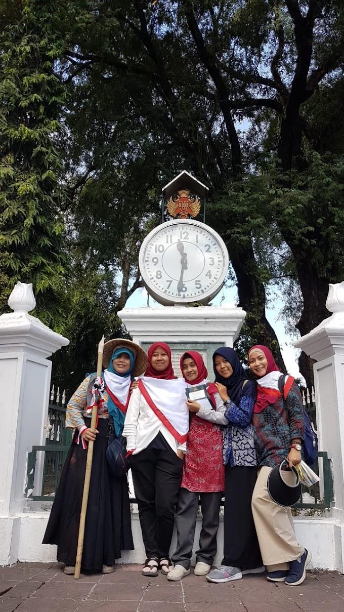Melalui #PendekarPancasila Kita #JagaIndonesia dari Perpecahan Demi Mewujudkan Indonesia Maju