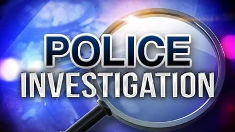 Police investigations logo or symbol photo