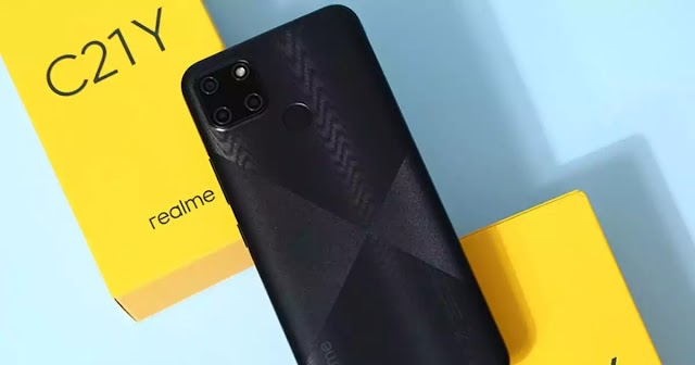 Realme C21Y launch, know price and specification.