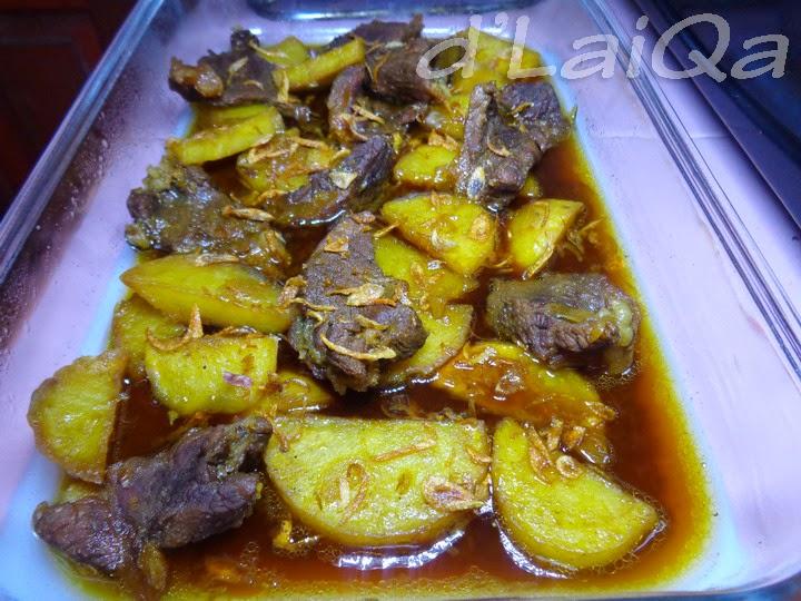 Semur Daging ala Rika (2)