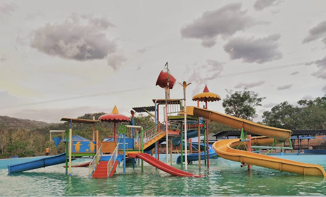 Diana Waterpark Kabupaten Barru Sulawesi Selatan