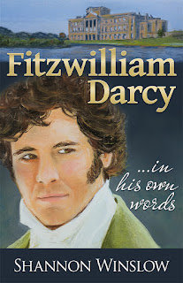Book Cover: Fitzwilliam Darcy... in his own words by Shannon Winslow
