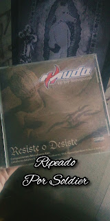 H MUDA - RESISTE O DESISTE (FLAC)