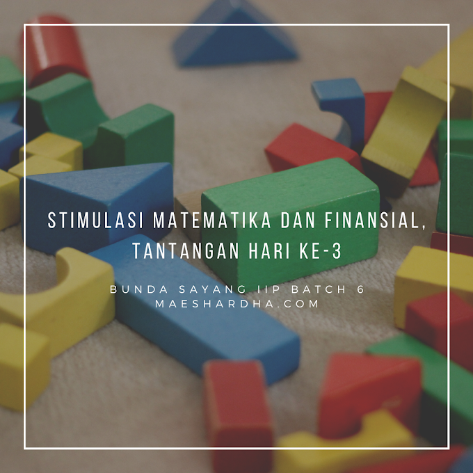 Stimulasi Matematika dan Finansial, Tantangan Hari Ke-3