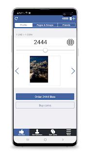 اخيرآ افضل تطبيق زيادة لايكات ومتابعين فيس بوك حقيقييآ عرب واجانب متفاعلين مجانآ 2020