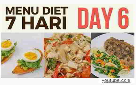 menu keto diet