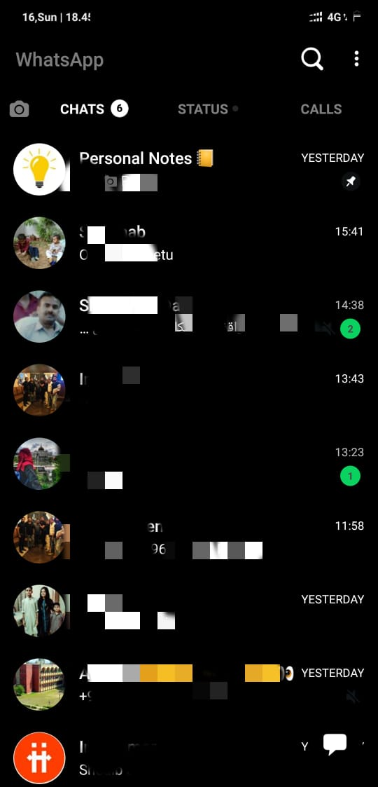 WHATSAPP DARK MODE NEW FEATURES 2019