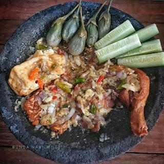 Ide Resep Masak Penyet Ayam Goreng Sambal Kencur