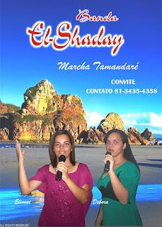 Banda Elshaday Louvando ao Senhor Jesus
