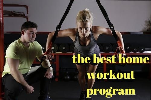 at-home workouts for beginners |   the best home workout program