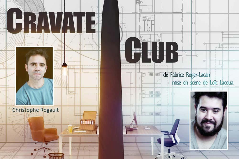 Cravate Club de Fabrice Roger-Lacan