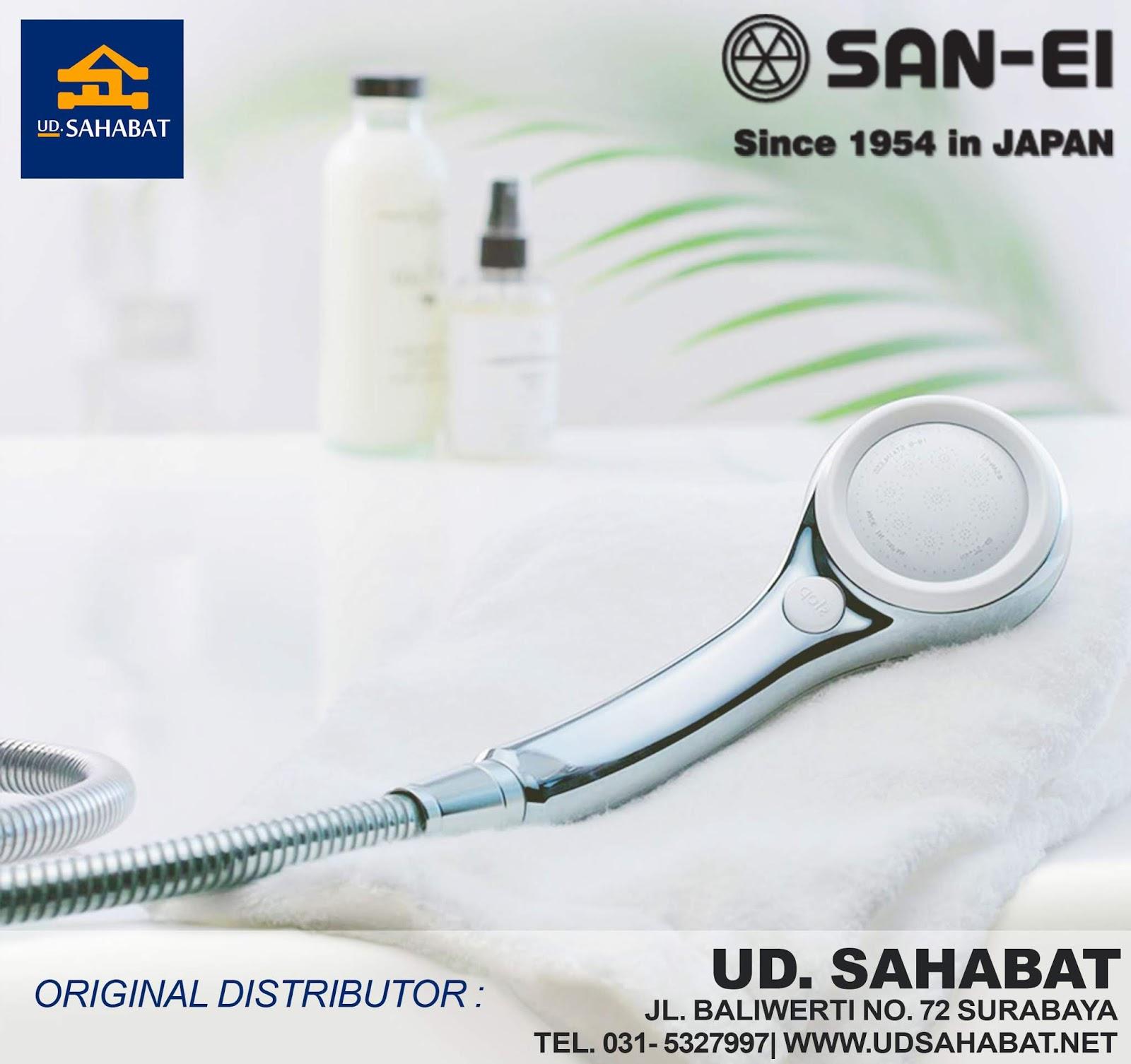 distributor resmi San Ei Surabaya