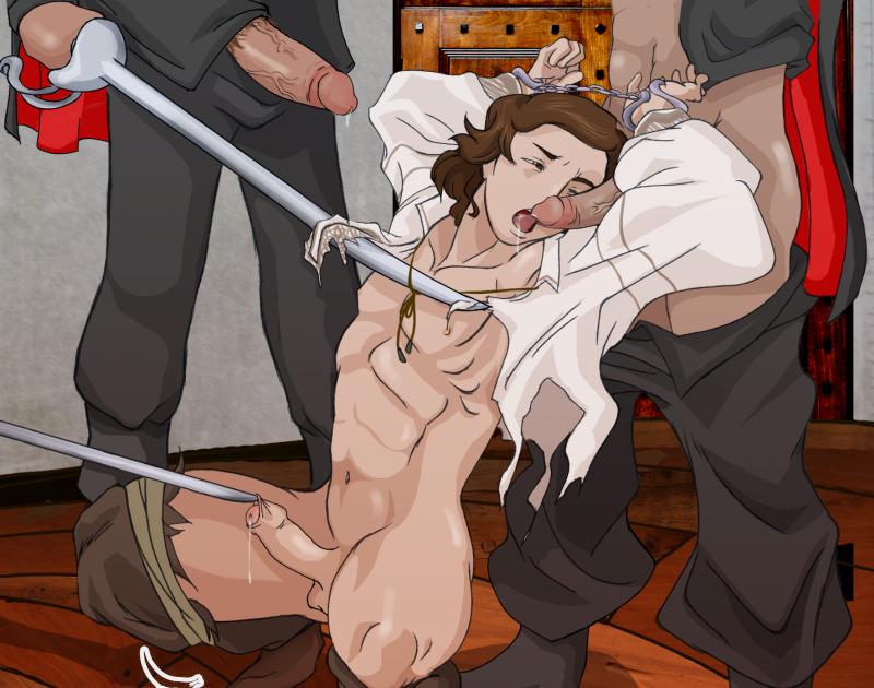 гонять самим три мушкетера порно онлайн душа