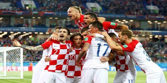 منتخب كرواتيا يُسقط نسور نيجيريا بثنائية في كأس العالم روسيا 2018
