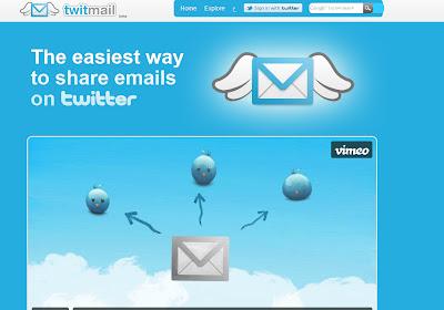 Existen muchas aplicaciones que nos facilitan compartir contenido en Twitter, veamos a continuación una app que nos permite publicar en Twitter archivos directamente desde nuestro email sin necesidad de descargarlos o copiar URLs. Cada vez que queremos compartir alguna imagen o archivo en Twitter, que haya llegado a nosotros vía email, tenemos que descargarlo para luego subirlo o copiar y pegar la URL de su ubicación. Si eso resulta muy molesto, podemos utilizar TwitMail una aplicación que nos permite compartir en Twitter archivos que hayan llegado a nuestro correo electrónico. Para utilizarla, debemos autorizar a la aplicación que luego nos