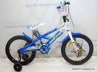 Sepeda Anak WIMCYCLE BAZOOKA MY2011 16 Inci