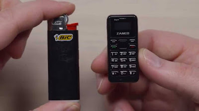 Smaller than a small-sized BIC lighter