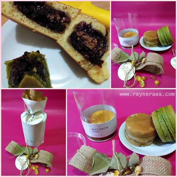 Macaron Yaki by Lareia cake & co