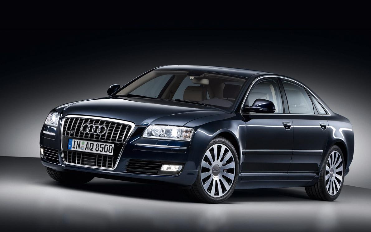 Ben Wheels: Audi A8 Quanttro