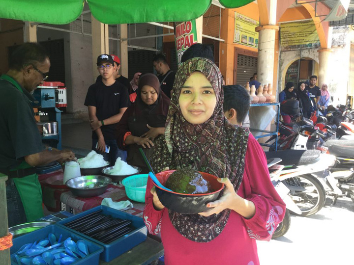 Rahsia Milo Ais Kepal Tok Abah, Kuala Kangsar