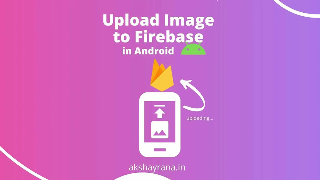 upload Image to Firebase Storage in Android