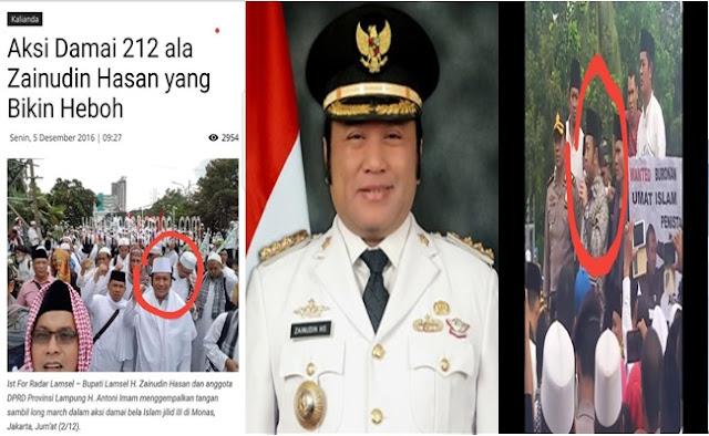 Terjaring OTT Oleh KPK Bupati Lampung Selatan, Zainudin Hasan Sudah Mengaku Ingin Segera Pakai Baju Oranye