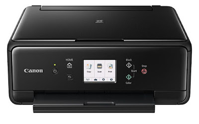 The impress cartridges are slow to alter Canon Pixma TS6040 Driver Download