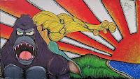 Bondi Street Art   ArtMyoZone