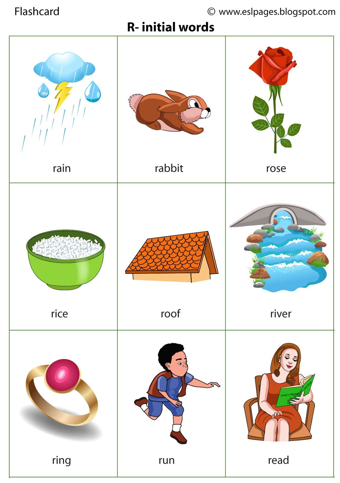 Speechild Speech And Articulation Worksheets