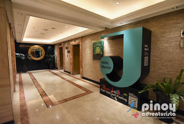 REVIEW HOTEL JEN MANILA
