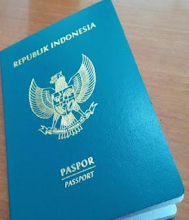 Persyaratan, Biaya dan Prosedur Pembuatan Paspor Baru