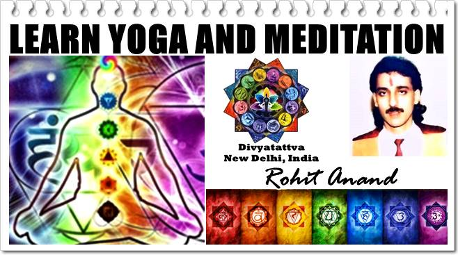 Learn Yoga Meditation Mudras New Delhi India Yoga Classes From Top Certified Yoga Instructor Shri Rohit Anand With 30 Years of Experience