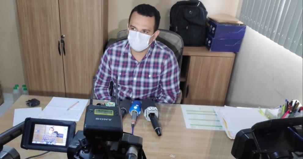 Secretário de Saúde de Itaituba fala sobre casos confirmados de ...