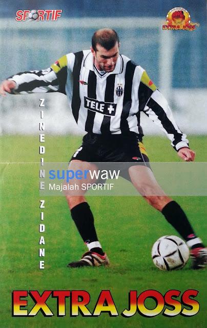 Zinedine Zidane (Juventus 2000)