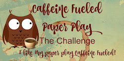 Caffine Fueled Paper Play challenge