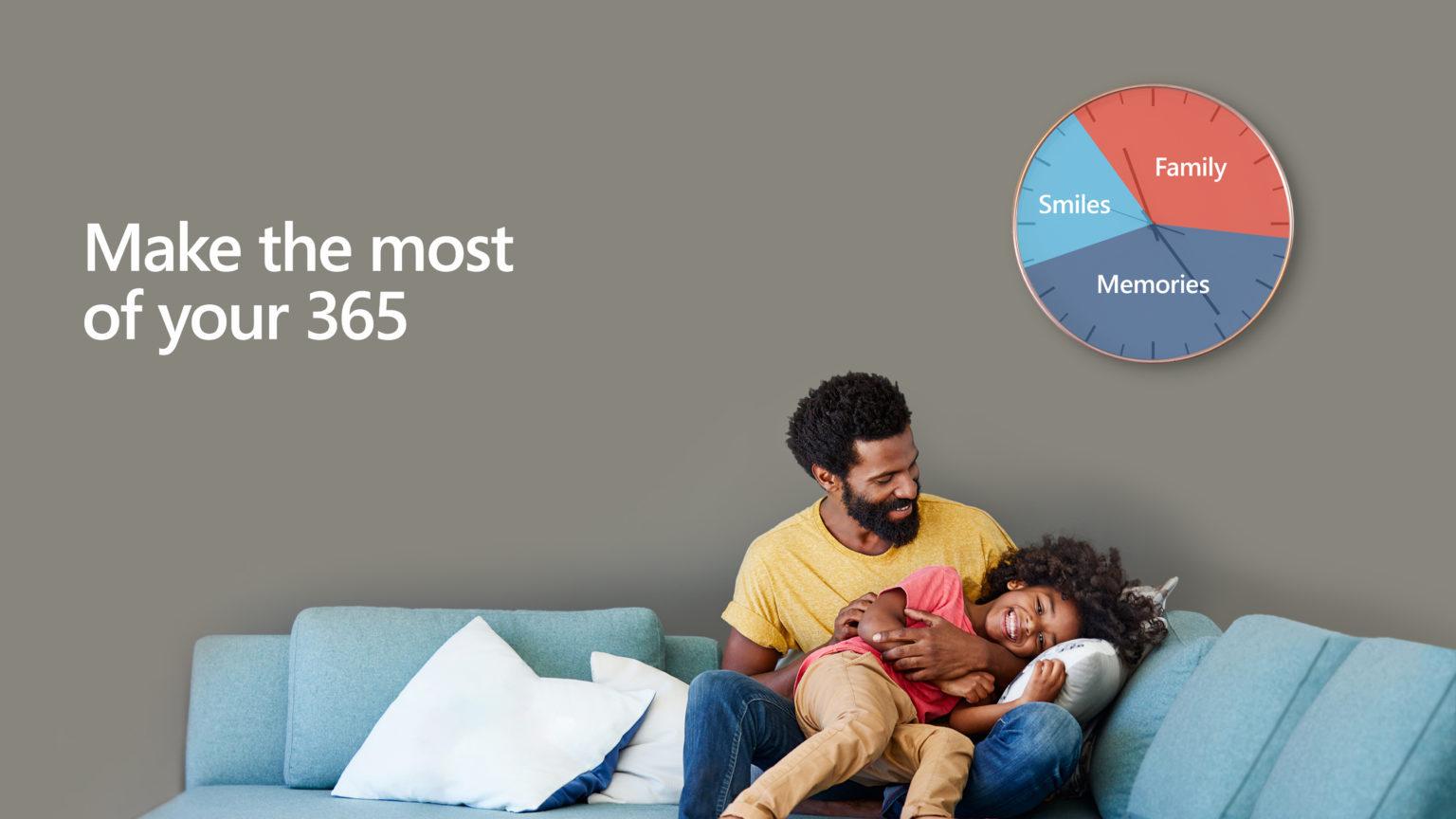 Tutte le novità dei pacchetti personali e famigliari di Microsoft 365