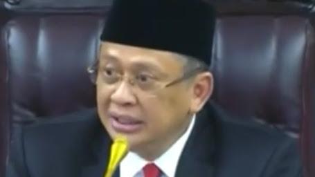 Ketua MPR RI 2019-2024 Bambang Soesatyo Terpilih Secara Aklamasi