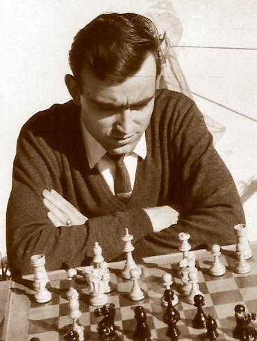 El ajedrecista Joaquim Travesset i Barba
