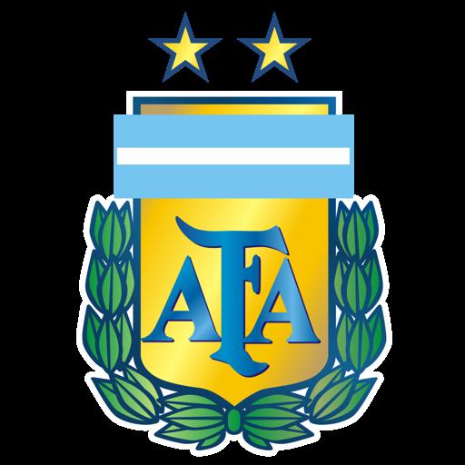 Kit Đội Tuyển ( ĐTQG ) Argentina + Logo Dream League Soccer 2021