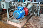 Design of reciprocating water pump only