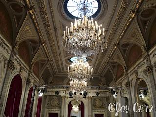 Salle des fêtes , Palais de l'Elysée, Paris