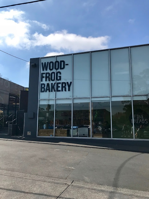 Woodfrog Bakery, Kew