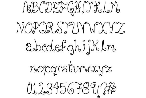 abc, alambre, iniciales, bisuteria, tutoriales