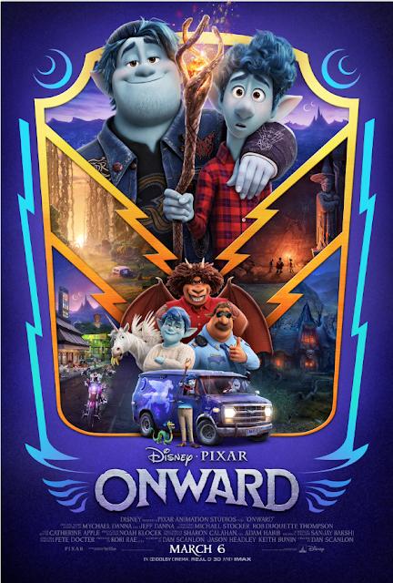Disney and Pixar ONWARD
