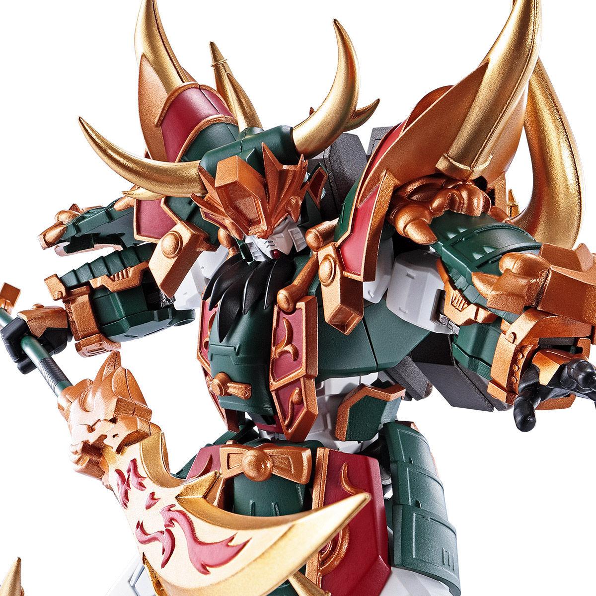 SIDE MS Robot Spirits ZZ Gundam Action Figure Bandai From Japan