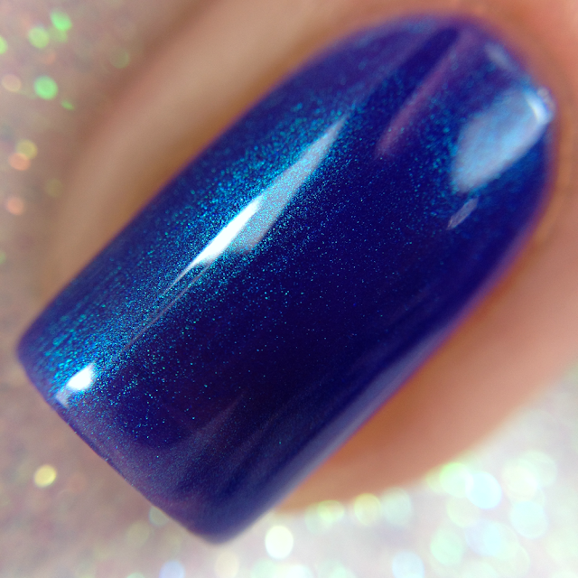 Lollipop Posse Lacquer-Strength