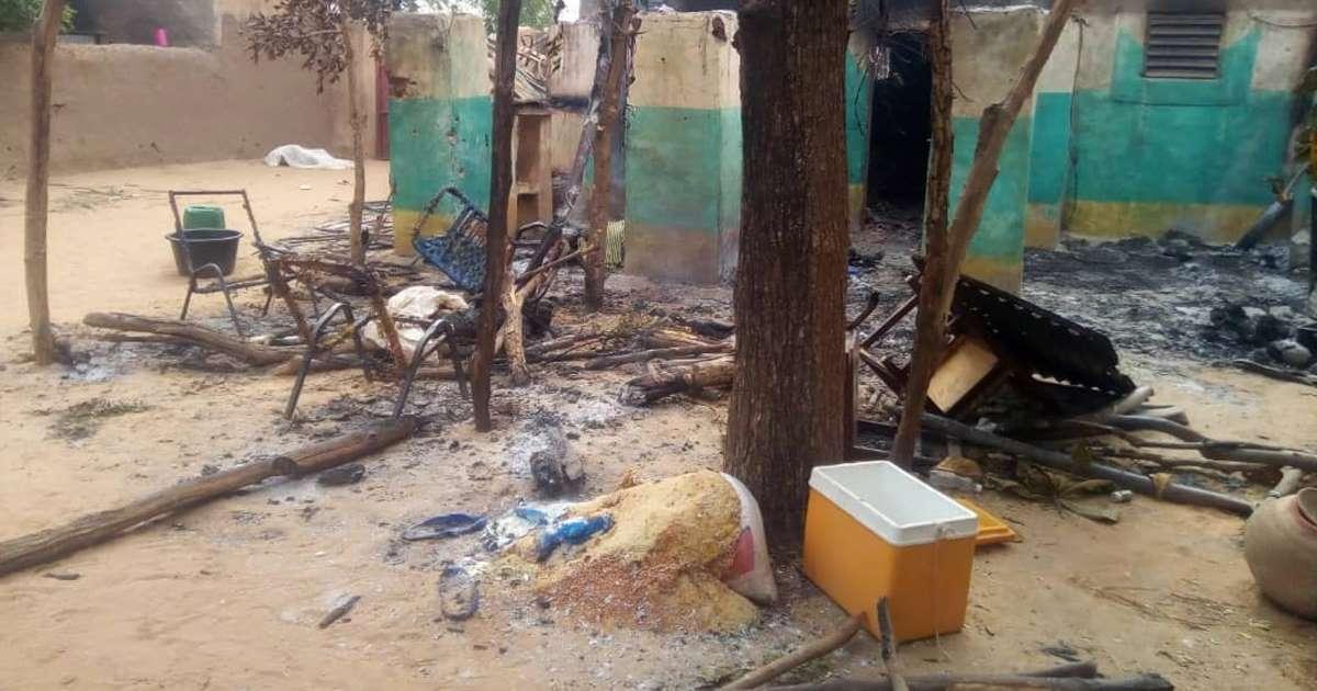Sebanyak 134 Muslim Mali Dibantai dan Ada yang Dibakar Hidup-hidup