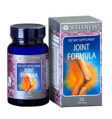 Wellness Joint Formula Mengatasi Masalah Persendian
