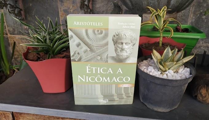 [RESENHA #846] ÉTICA A NICÔMACO - ARISTÓTELES